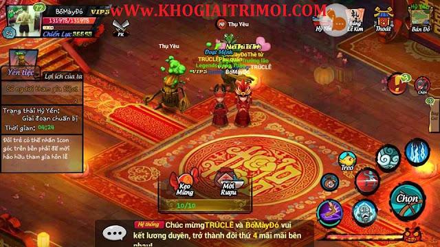 Sự kiện Ưu Đãi VIP trong game Lãng Khách