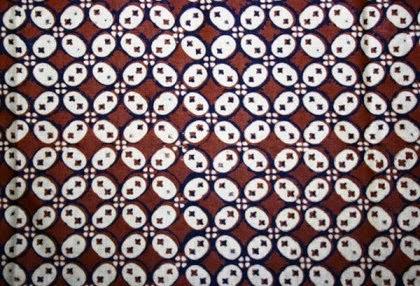 Batik Motif Kawung Semar