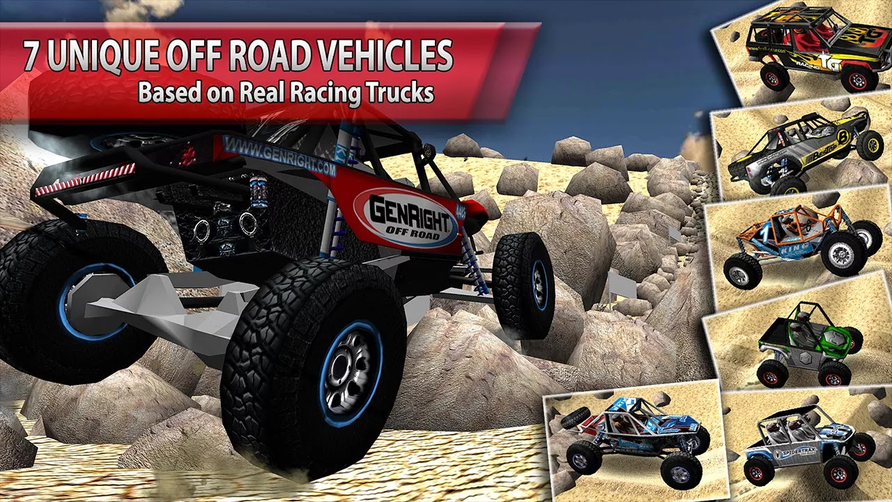 ULTRA4 Offroad Racing v1.18