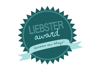 Premios Liebster Award!