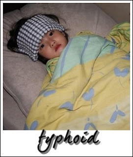Demam kepialu atau typhoid fever