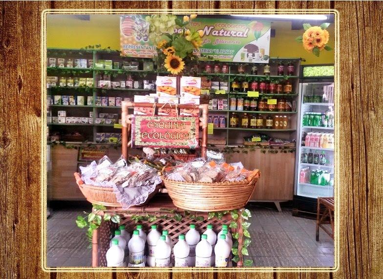 Alimentación y cosmética Natural