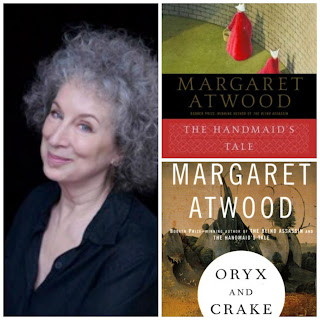 Handmaids Tale, Oryx and Crake, InToriLex