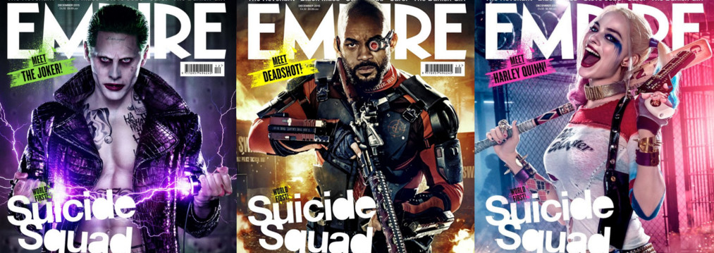 Suicide Squad: New Images
