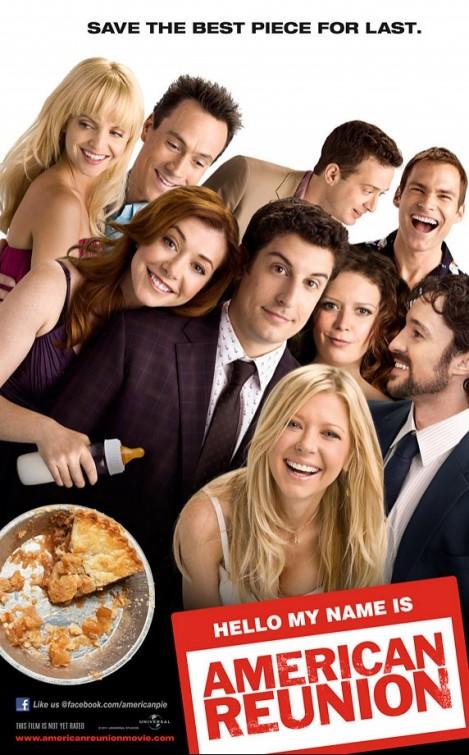 American Pie 9 Descricao O grupo de amigos