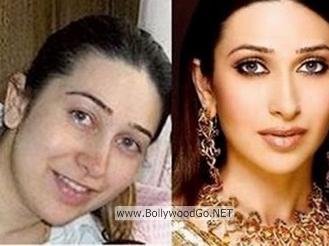 Karishma Kapoor Real Life Pictures without Makeup