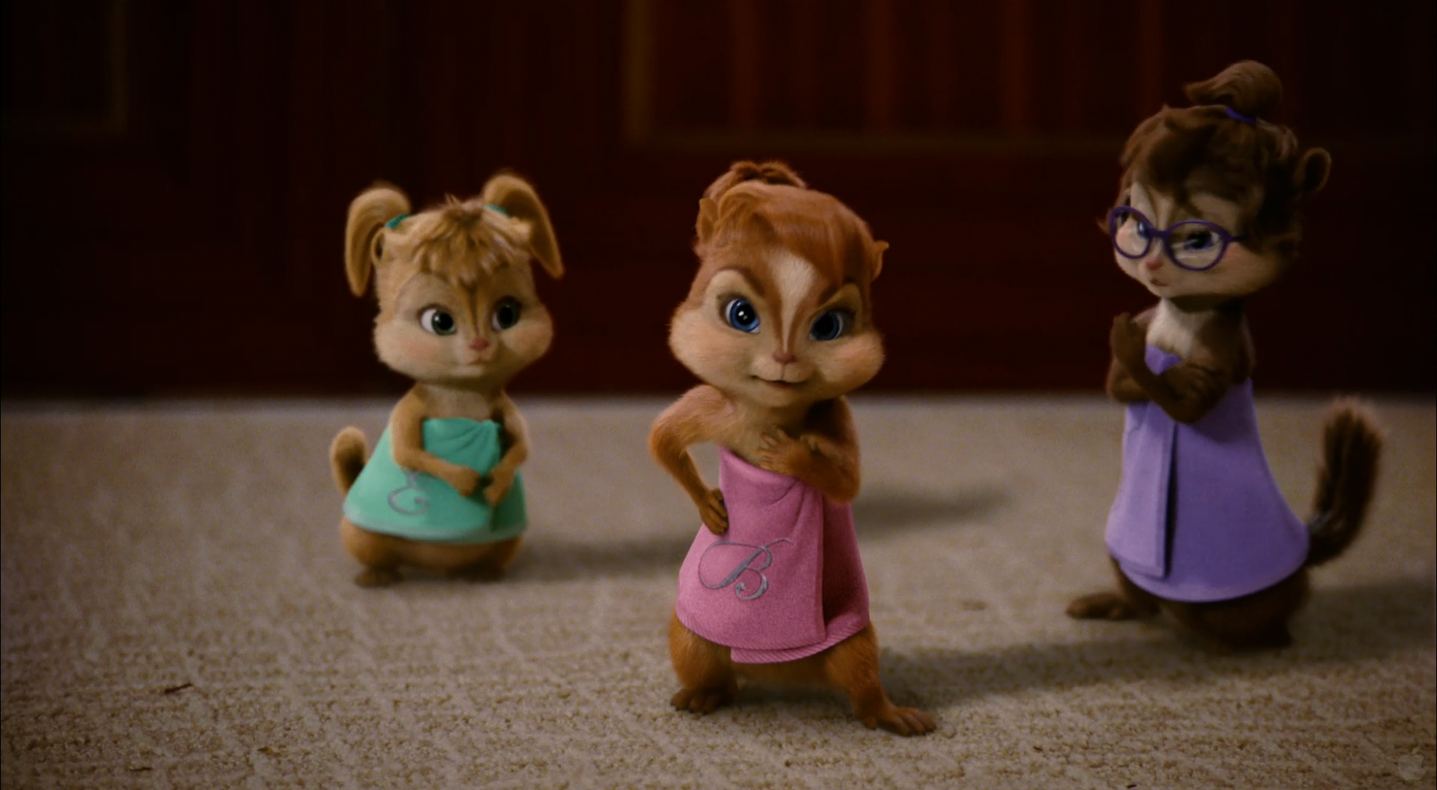 ... Wallpaper: Alvin and the Chipmunks Chipwrecked Movie Wallpapers