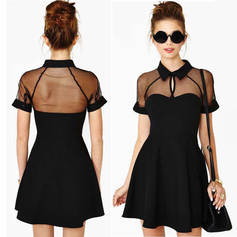 tumblr dress see trough