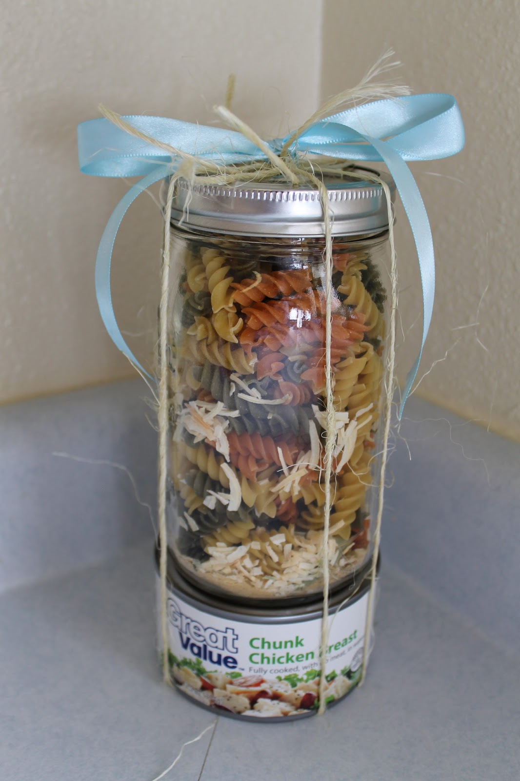 Cook and craft me crazy soup in a jar gift for Jar crafts for gifts