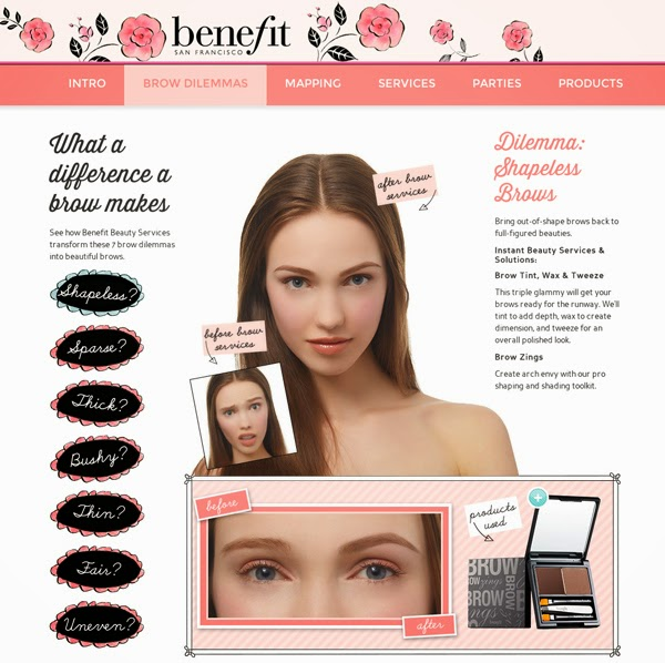 Haley Sutton_Cast Images_Benefit Cosmetics