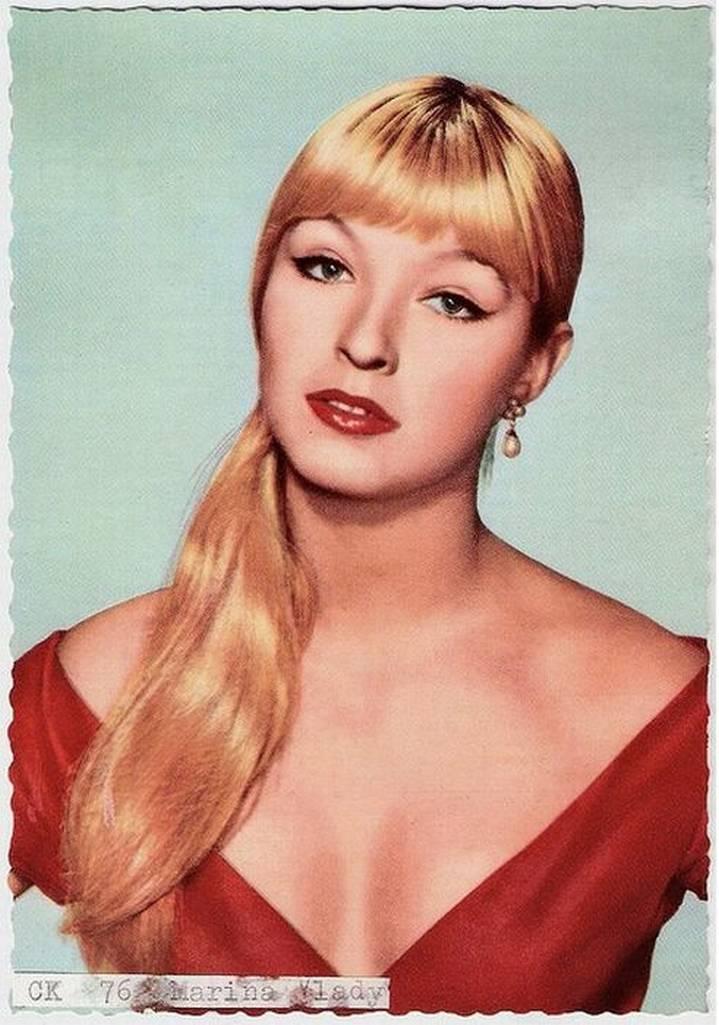 Vintage - Female Film Stars Photos Part 2
