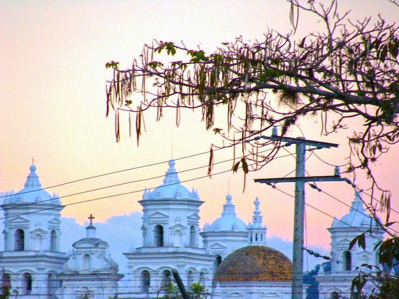 Iglesia en Esquipulas, Guatemala