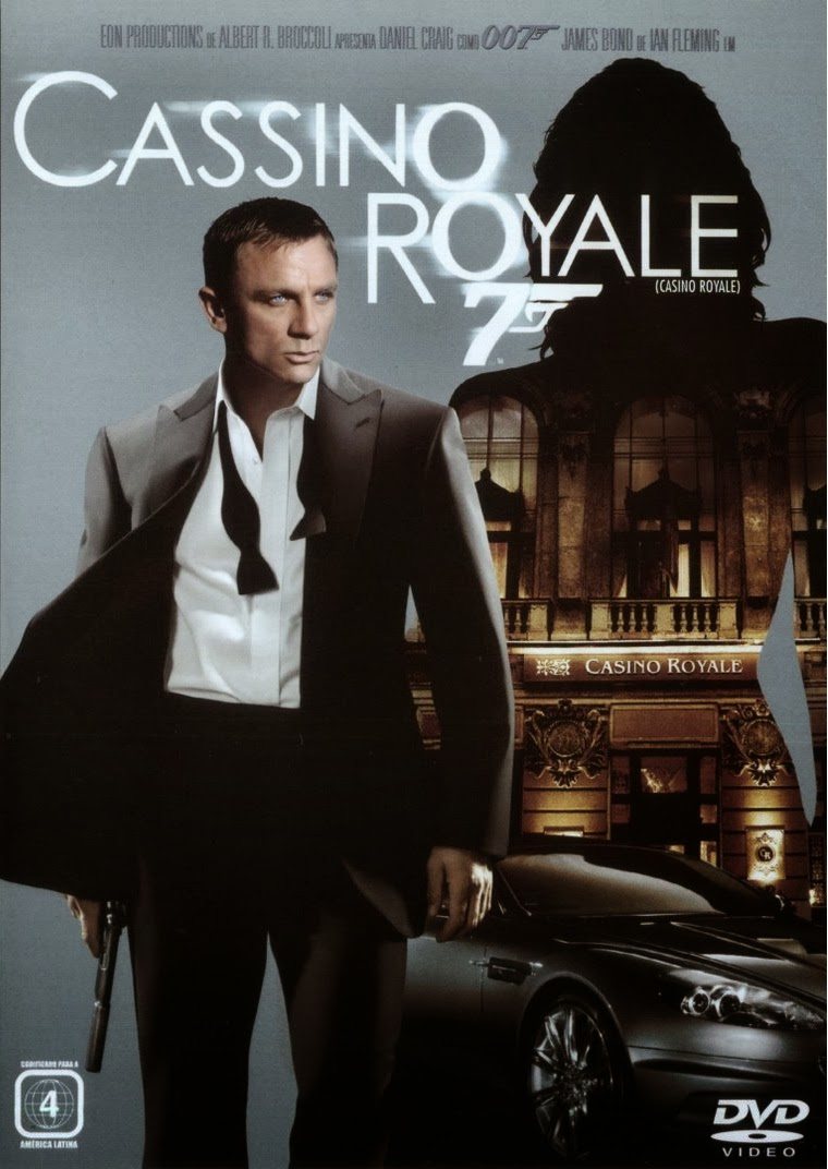 007: Cassino Royale – Dublado (2006)