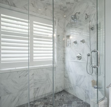 Haute Indoor Couture Windows In Showers
