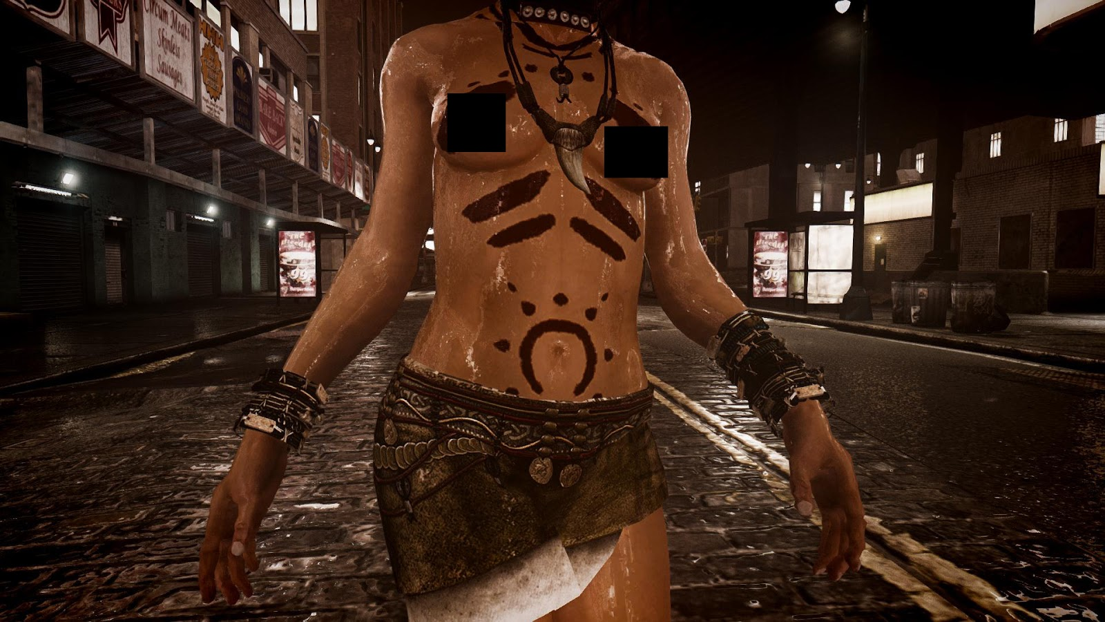 Gta iv nude patch nackt clips