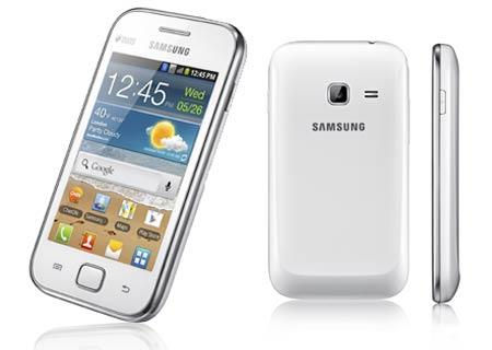 Samsung Galaxy Ace Duos S6802 Spesifikasi dan Harga