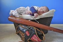 Baseball fan already ;)