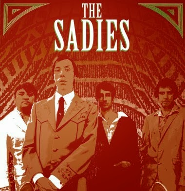 THE SADIES: Wah Wah (30-1-14)