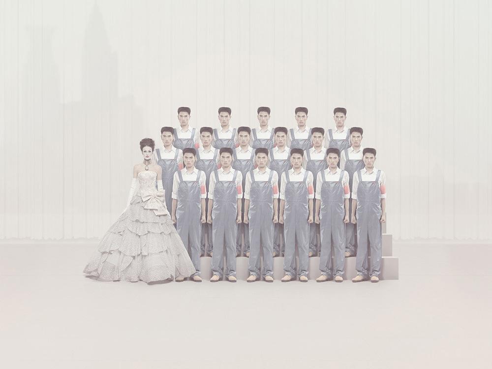 Doctor Ojiplático. Quentin Shih (aka ). Shangai Dreamers. Christian Dior. Fashion. Fotografía | Photography