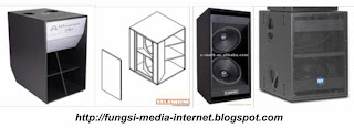 SubWoofer udara sound system array 3Brothers Study
