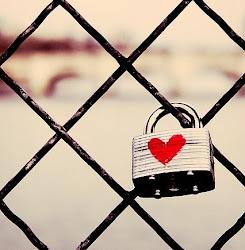 Coração trancado