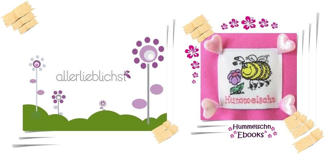✂ ♥ Hummelschn Ebooks bei allerlieblichst ♥ ✂