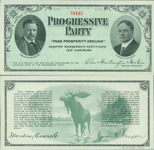 theodore roosevelt and the progressive movement The progressive era (1890 - 1920) progressivism is the term applied to a variety of responses to the economic and social problems rapid industrialization introduced to america.
