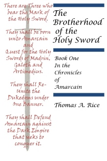 The Brotherhood of the Holy Sword (Thomas A. Rice)