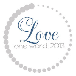 My Word:  Love