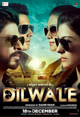 Dilwale (2015) Hindi Full Movie DVDScr 850mb Download