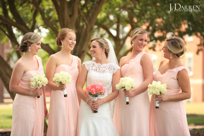 Campbell University North Carolina Wedding