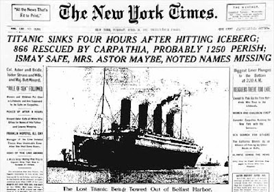 15 Headline Surat Kabar Paling Terkenal Sepanjang Sejarah