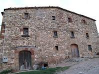 Façana principal de la masoveria d'Esparreguera