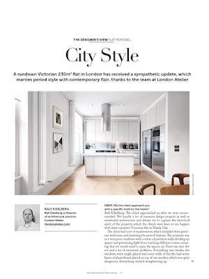 London Atelier Architects Interior design refurbishment remodelling