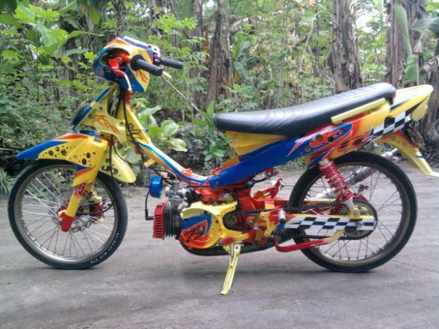 Modif Pengapian Yamaha Fiz R