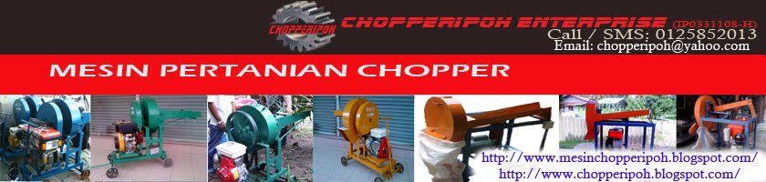 Mesin Chopper