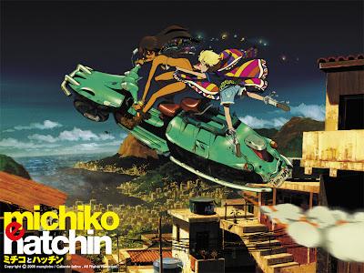 Michiko to Hatchin: Del Japón al Brazil