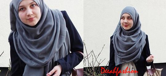 Baju Muslim Kantor Syari OfficeChic