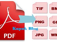 Cara Mengubah PDF Ke Format Lain Seperti Word, JPG, DOC, TXT