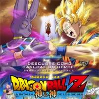 """Tráiler español de """"Dragon Ball Z: La Batalla de los Dioses"""""""
