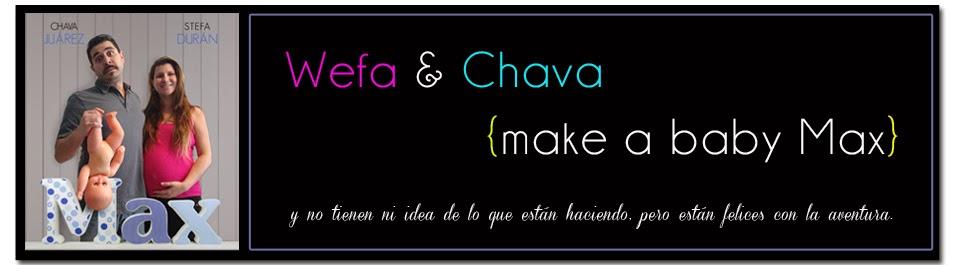 Wefa & Chava Make a Baby