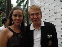 Con Osmel Sousa
