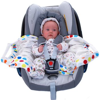 Not Quite Poppins: Why I car seats