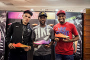 . Nike Mercurial IX Players Lounge at the Cross Trainer Store in Eastgate.