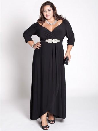 Model Busana Baju Terusan Wanita Gemuk