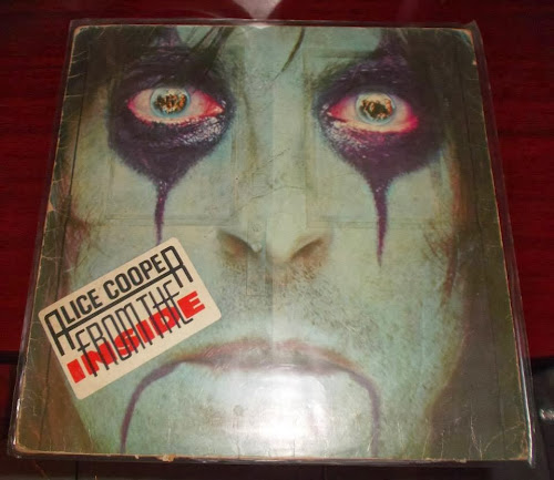From The Inside- Alice Cooper