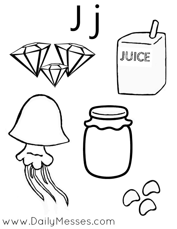 Jello Coloring Pages Jelly Bean Coloring Page