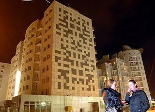 Unik Gedung Puzzle Terbesar di Dunia