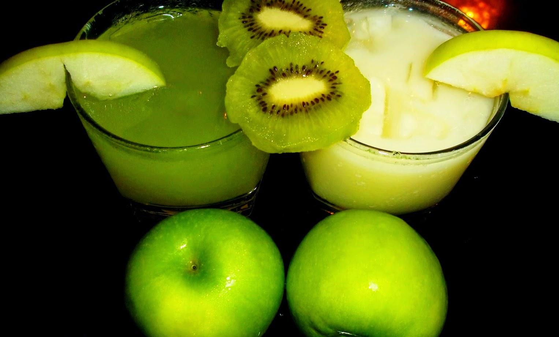 apple kiwi juice