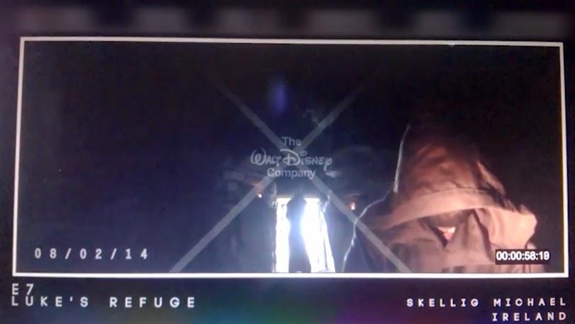 Luke´s Refuge Star Wars Episode 7